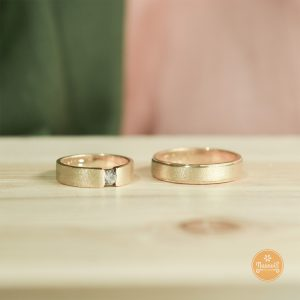 Yellow Gold Simple 25