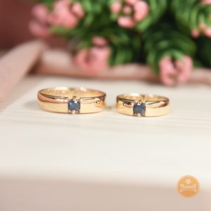 Yellow Gold Simple 26