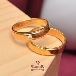 Yellow Gold Simple 1