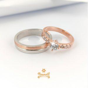 Arka Kalya Couple Ring